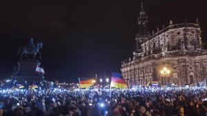 Pegida weicht Bürgerfest für Toleranz aus