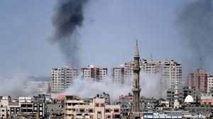 Offenbar Feuerpause mit der Hamas ausgehandelt