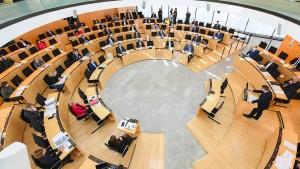 Die Stunde der Parlamente