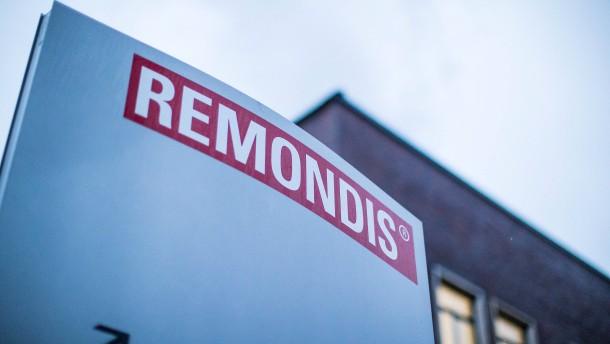 Remondis kämpft weiter um Übernahme des Grünen Punktes Neue Wettbewerbslage als Argument für Fusion