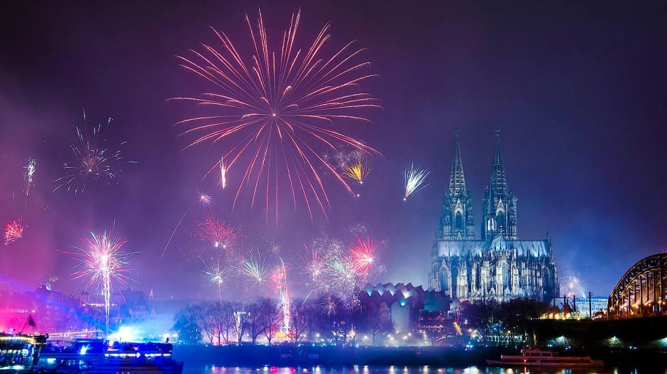 Köln am 01.01.2019 – wird der Jahreswechsel in diesem Jahr weniger bunt?