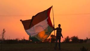 Kurz vor Massenprotesten Palästinenser getötet