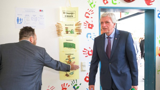 Regulärer Schulbetrieb nach den Sommerferien auch in Hessen