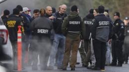 In Amerika fast 1000 Tote durch Polizeikugeln