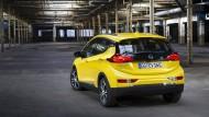 Zukunftsmodell: Opel Ampera mit Elektromotor
