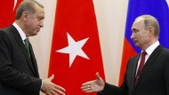 Russland und die Türkei kommen sich wieder näher