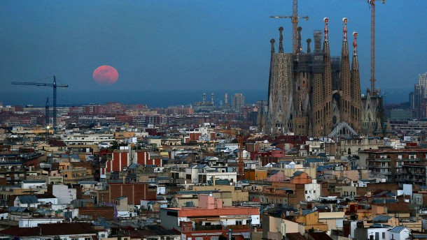Warum Barcelona die Insel der Hoffnung ist