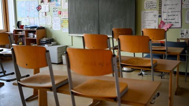 Lehrer fordern Klarheit über Unterricht nach dem 10. Januar