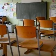 Leere Klassenzimmer: Lehrerverbände plädieren für Wechselunterricht nach dem 10. Januar.