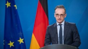 Pekings Vergeltung für EU-Sanktionen