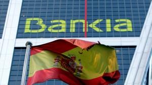 Bankia-Manager sollen vor Gericht