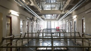 Deutsche Gefängnisse stoßen an ihre Grenzen