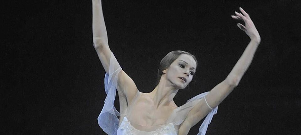 7ae2c5af6ac5 Polina Semionova gilt als beste Ballerina ihrer Zeit