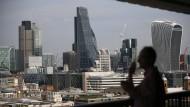Für viele Banker heißt es eventuell bald Abschied nehmen von London.