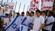 Protest gegen Günter Grass