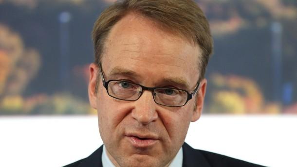 Weidmann fordert noch strengeren Stabilitätspakt