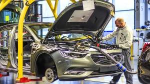 Autokonzerne schließen Fabriken in Europa