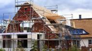 Hausbau - nicht mehr mit der Bausparkasse.