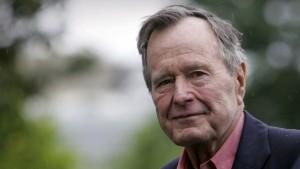 George Bush unterstützte heimlich philippinischen Jungen