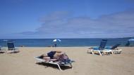 Trotz Reisewarnung nach Gran Canaria? Tui fliegt die Kanaren wieder an.
