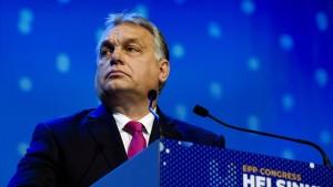 EU-Kommission: Ungarische Regierung verbreitet Fake News