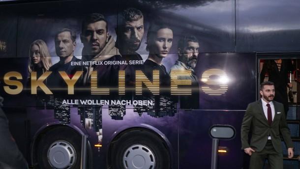 "Netflix-Serie ""Skylines"" verstößt nicht gegen Persönlichkeitsrechte"