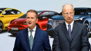 VW-Aufsichtsrat vermittelt im Wolfsburger Machtkampf