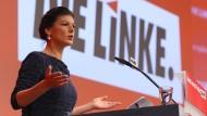 Wagenknecht: Schulz hat die Hoffnungen enttäuscht