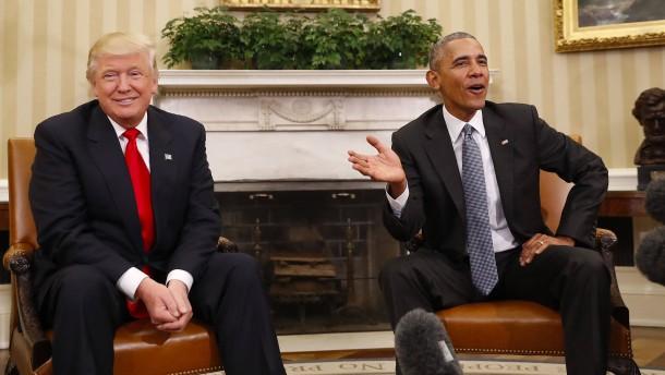 Wird Donald Trump im Oval Office vernünftig?