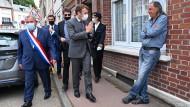 Vor den Regionalwahlen: Macrons Tour de France