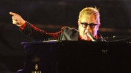 Elton John sagt wegen schwerer Infektion Konzerte ab