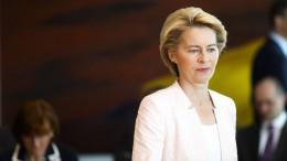 Von-der-Leyen-Nominierung sorgt für Ärger