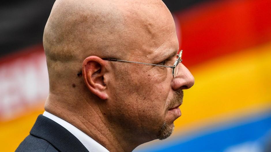 Brandenburgischer AfD-Landes- und Fraktionsvorsitzender Andreas Kalbitz