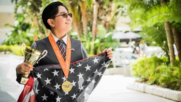 Dieser Fünfzehnjährige ist Excel-Weltmeister