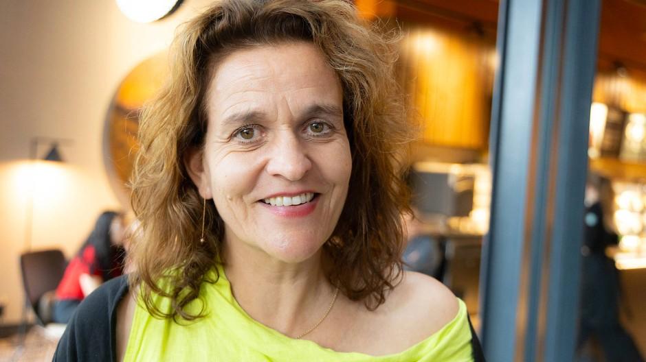 Liebt es, wenn alle gemeinsam essen: Maja Wolff, Grüne-Soße-Tag-Chefin