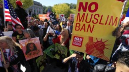 Oberstes Gericht erlaubt Trumps Einreiseverbot