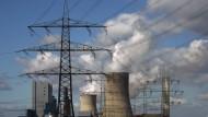 Kohlekraftwerk Niederaußem nahe Pulheim: Die Bundesregierung will den CO2-Ausstoß schon bis 2020 um 40 Prozent senken