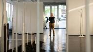 Robert Bock ist ein ebenso eigenwilliger wie umtriebiger Kunstvermittler.