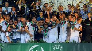 DFB-Junioren krönen sich zum Europameister