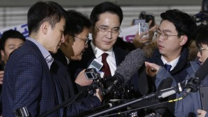 Haftbefehl gegen Samsung-Erben beantragt