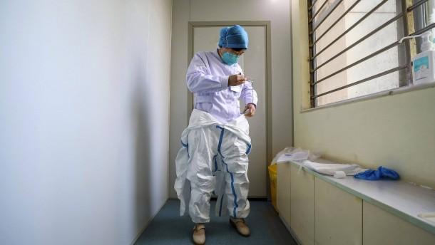 Wie Chinas Führung vom Kampf gegen das Virus profitieren könnte
