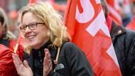 Gegen Polit-Theater: Die SPD-Landesvorsitzende Natascha Kohnen