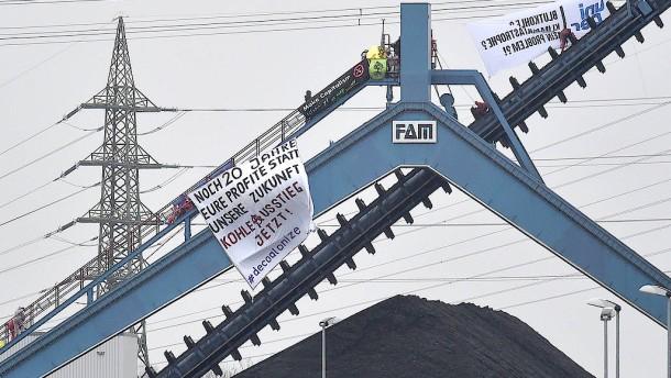 Datteln-4-Betreiber stellt Strafanzeige gegen Aktivisten