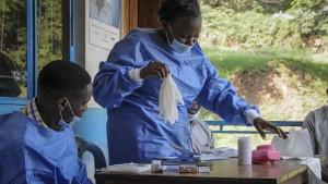 Ebola-Fälle auch in Uganda