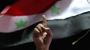 Attacken auf Assads Armee nehmen zu