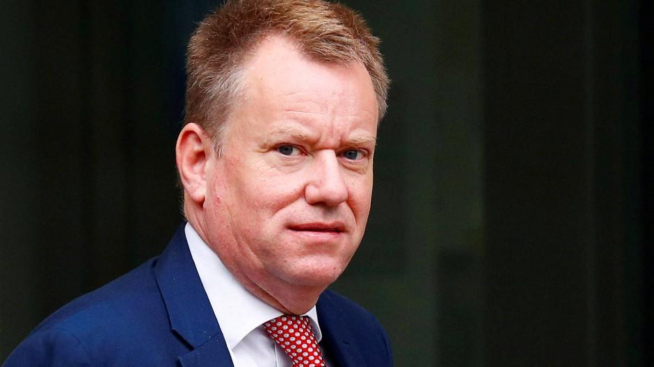 David Frost: Großbritanniens Chefunterhändler für den Brexit