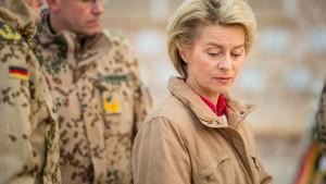Bundesanwalt übernimmt Ermittlungen gegen Bundeswehr-Offizier