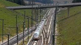 Mit neuer Technik sicher über die Schienen