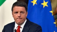 Schicksalswahl für Matteo Renzi