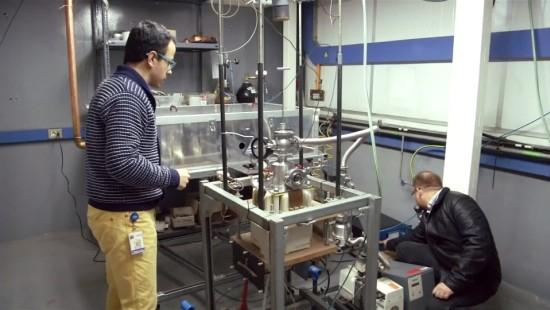 Mini-Reaktor macht Energie wie ein Großer